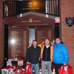 Manchester a Liverpool – listopad 2013