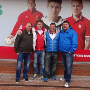 Liverpool – duben 2014