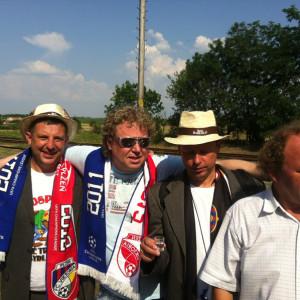 Narozeniny v Novosedlech – červenec 2012