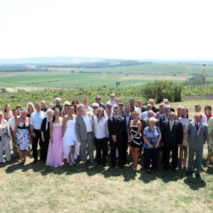 Svatba Dušan – červenec 2012