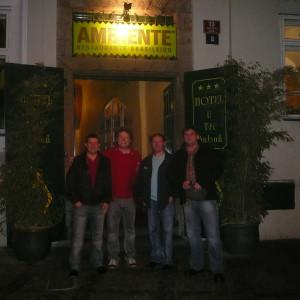 Praha – listopad 2009