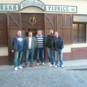 Praha – říjen 2012